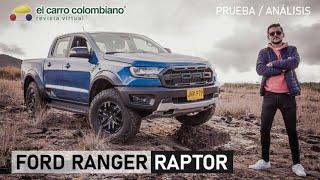 Ford Ranger Raptor, a prueba: La pick-up para ir al fin del mundo