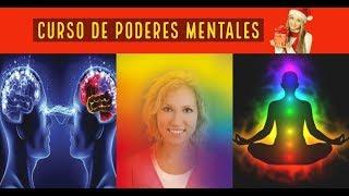 🔥 Curso de Poder Mental - Activa 20 Poderes Mentales REALES