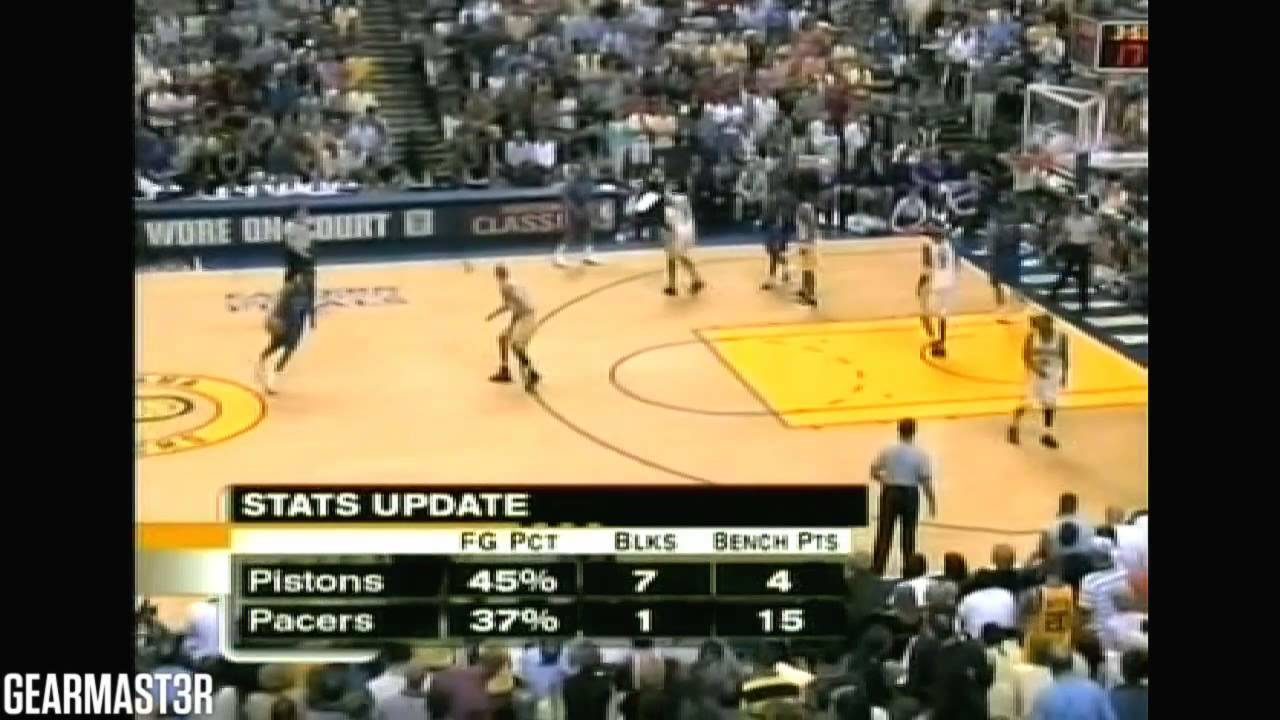 2004 ecf detroit vs indiana game 1 best plays youtube 2004 ecf detroit vs indiana game 1 best plays sciox Gallery