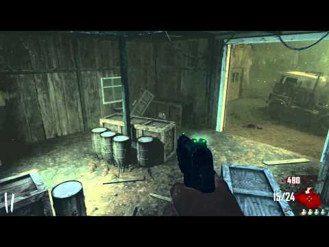 NEW! Black Ops 2 God Mode Ledge Barrier Glitch On Transit Zombies In The Green Run