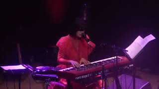 Bat For Lashes - This Woman's Work - live at Edinburgh Queen's Hall 23 November 2019