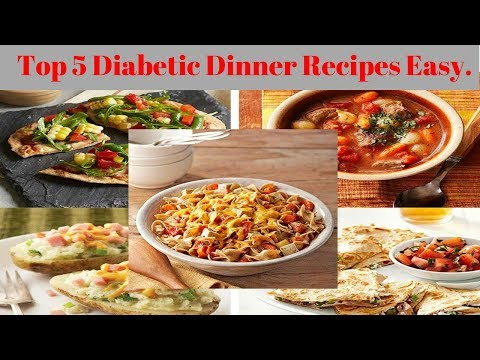 top-5-diabetic-dinner-recipes-easy-|-diabetes-cure-natural-|-beauty-nature-health