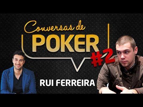 Conversas de Poker #2: RuiNF | André Coimbra
