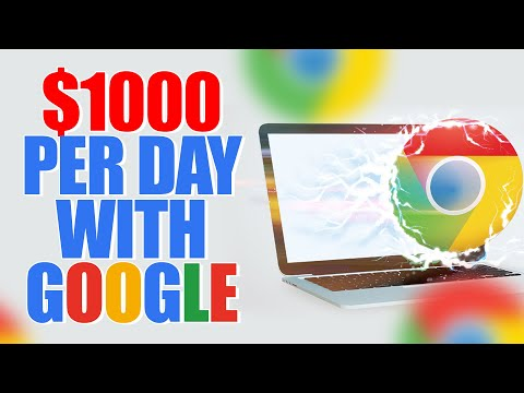 Earn $1000+ FAST with GOOGLE Trick! (NEW Make Money Online Method)