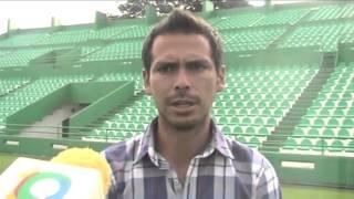 Listo estadio olímpico de Tapachula para el encuentro Cafetaleros vs Cimarrones