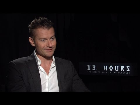 James Badge Dale on '13 Hours' and Playing a Real Life Hero