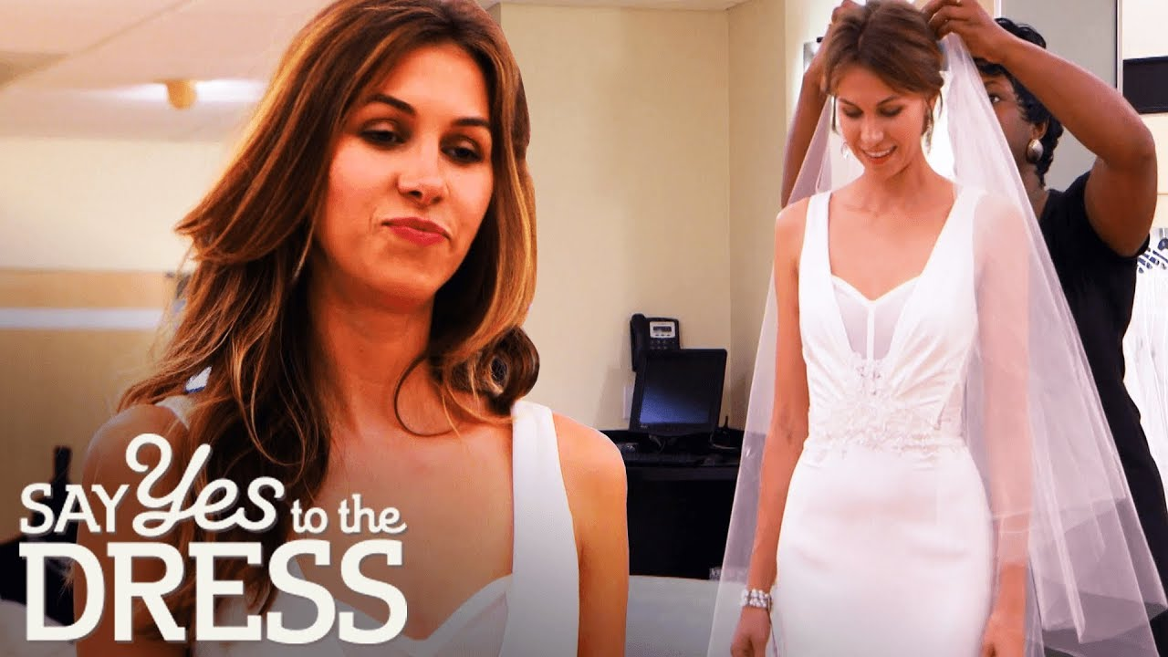 Bride Feels Guilty About Purchasing $20 Dress   Say Yes To The Dress  Atlanta