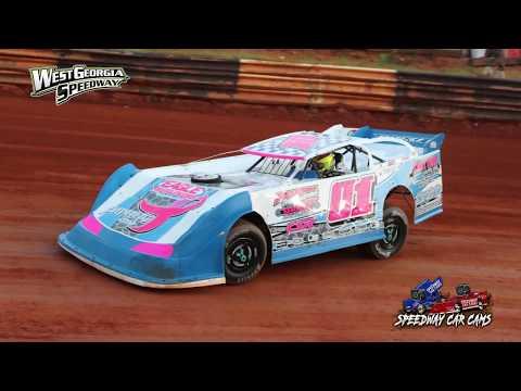 #01 Blant Duke - 602 Sportsman - 6-9-18 West GA Speedway - In Car Camera