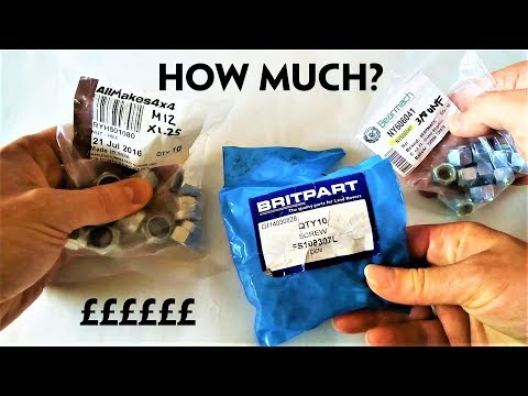 How much PROFIT did Allmakes, Bearmach and Britpart make in 2017?