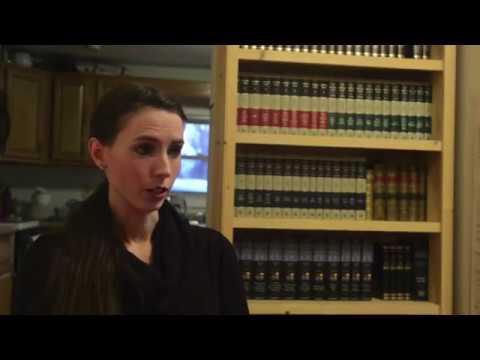 Rachael Denhollander talks about her alleged abuse by former MSU Dr. Larry Nassar