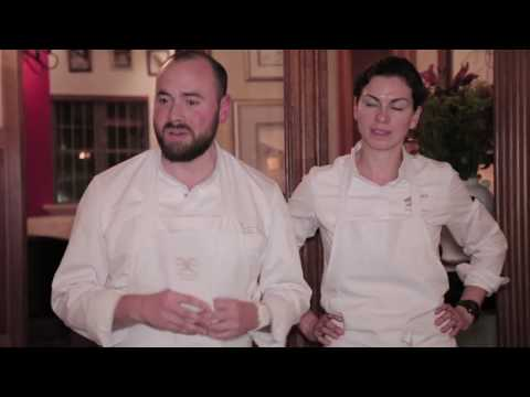 So Chef! 2016 - Chefs Cyril Bonnard & Marie Wucher