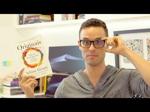 ORIGINAIS - Como os inconformistas mudam o mundo - Adam Grant.