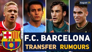 The latest transfer news and gossip on players linked with , barcelona - those who could leave club., nicolas tagliafico philippe coutinho memphis depay luis suarez eric garcia ...