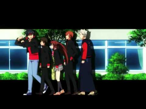 Little Busters EX Anime Opening