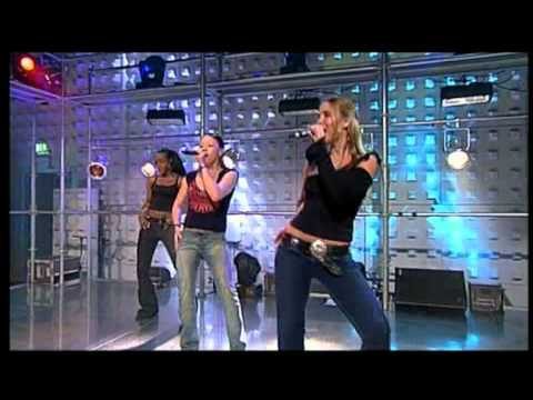 Sugababes- Freak Like Me- live (VIVA)2002