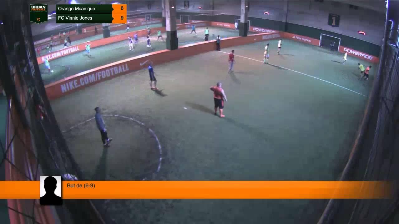 Download But de  (6-9) - Orange Mcanique Vs FC Vinnie Jones - 20/10/15 22:00 - Puteaux Urban Football