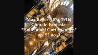 Jonathan Hope: Recital at St. Paul