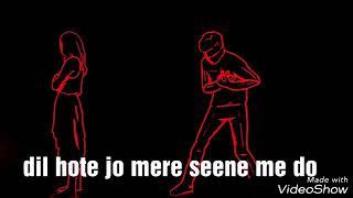 Gambar cover Dil hote jo mere seene mein do