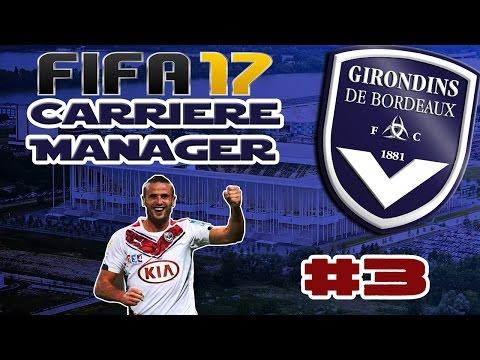 FIFA 17 - Carrière Manager - FCGB #3 - LA RAGE AU VENTRE ! fragman