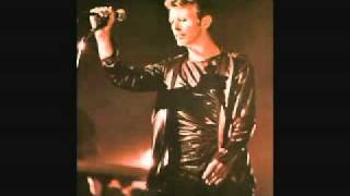 David Bowie Up the hill backwards demo version