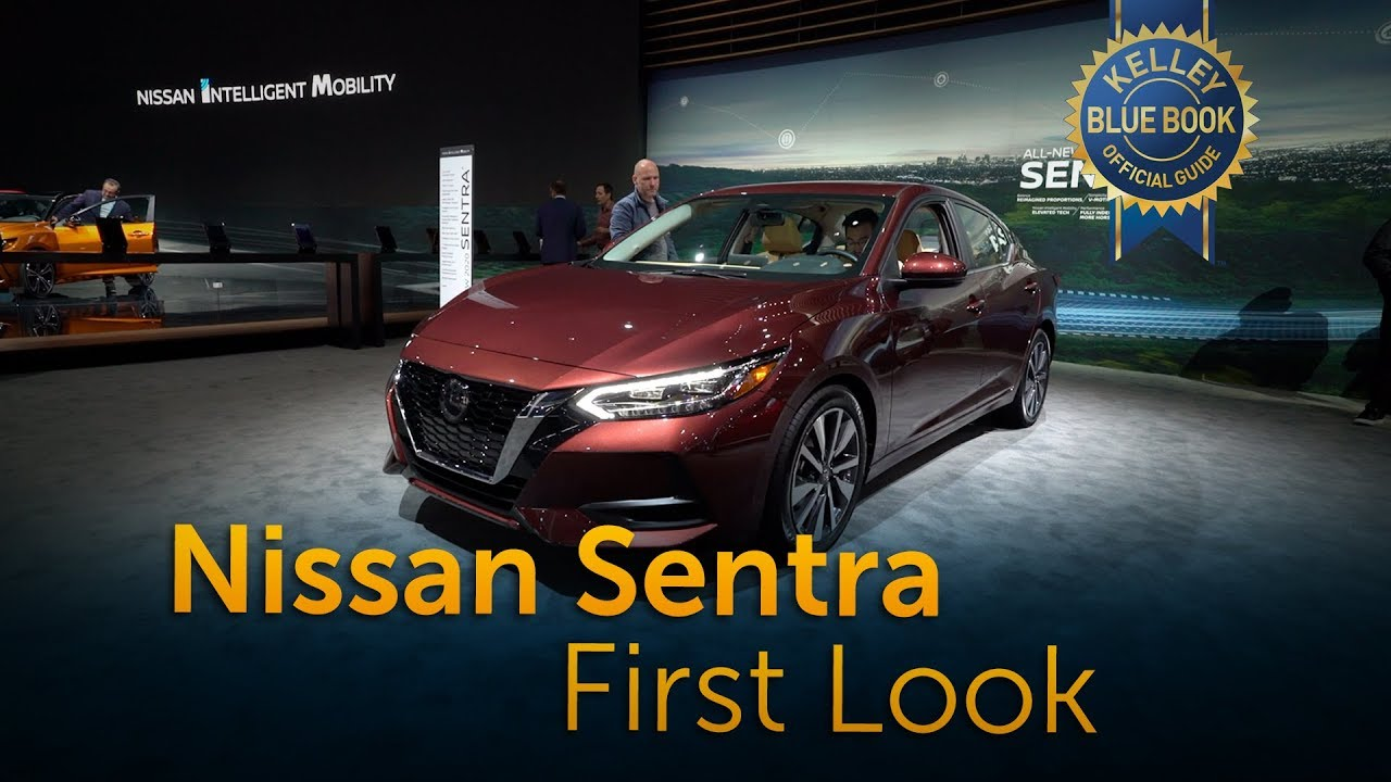 Nissan Sentra 2020 Review.2020 Nissan Sentra First Look