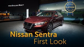 2020 Nissan Sentra - First Look