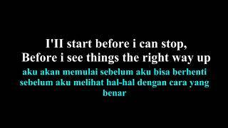 Coldplay -  Speed Of Sound lirik dan arti bahasa indonesia