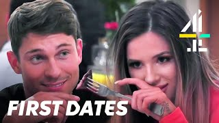 The FLIRTIEST First Dates Moments! Featuring Joey Essex | Part 2