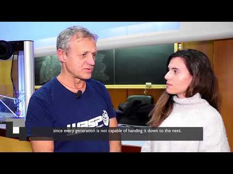 3D-Printing | Massimo Moretti | Sapienza SDME w/ WASP