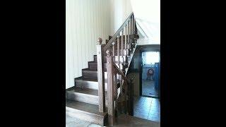Бетонная лестница (Сборка и Обзор)
