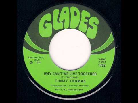Timmy Thomas - Why Can't We Live Together (1973)