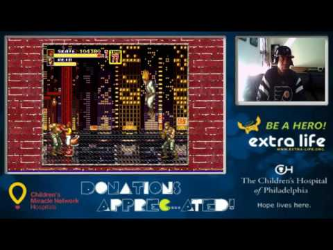 Sonic Genesis Collection: Charity Stream For The Children's Hospital of Philadelphia (Part 2)