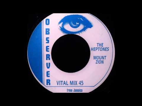 THE HEPTONES - Mount Zion [1979]