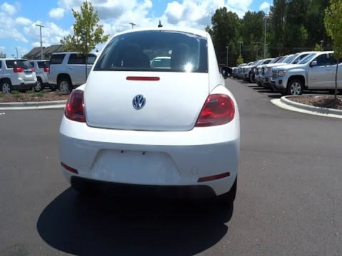2014 Volkswagen Beetle Durham, Chapel Hill, Raleigh, Cary, Apex, NC GP10824