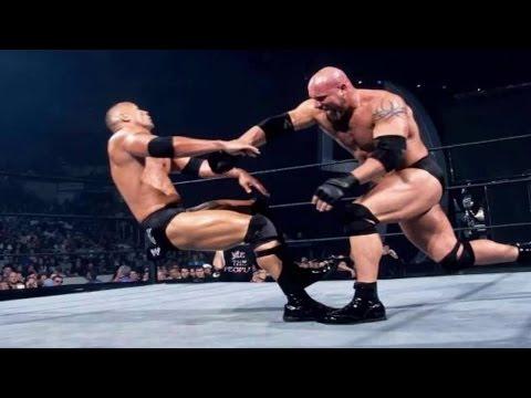 [HD] Goldberg vs The Rock Full Match - WWE Backlash 2003 - Wwe Dangal