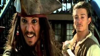 Всеми обожаемая фраза Джека Воробья Смекаешь отрывок из фильма Пираты