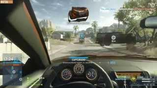 Battlefield Hardline Beta Gameplay Max Graphics