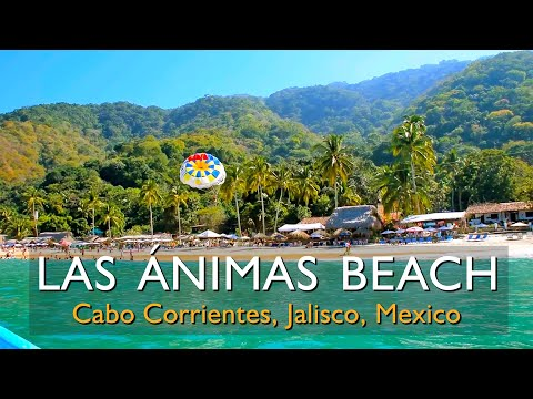 Where is Las Animas Beach in Puerto Vallarta? Tips for your day trip?
