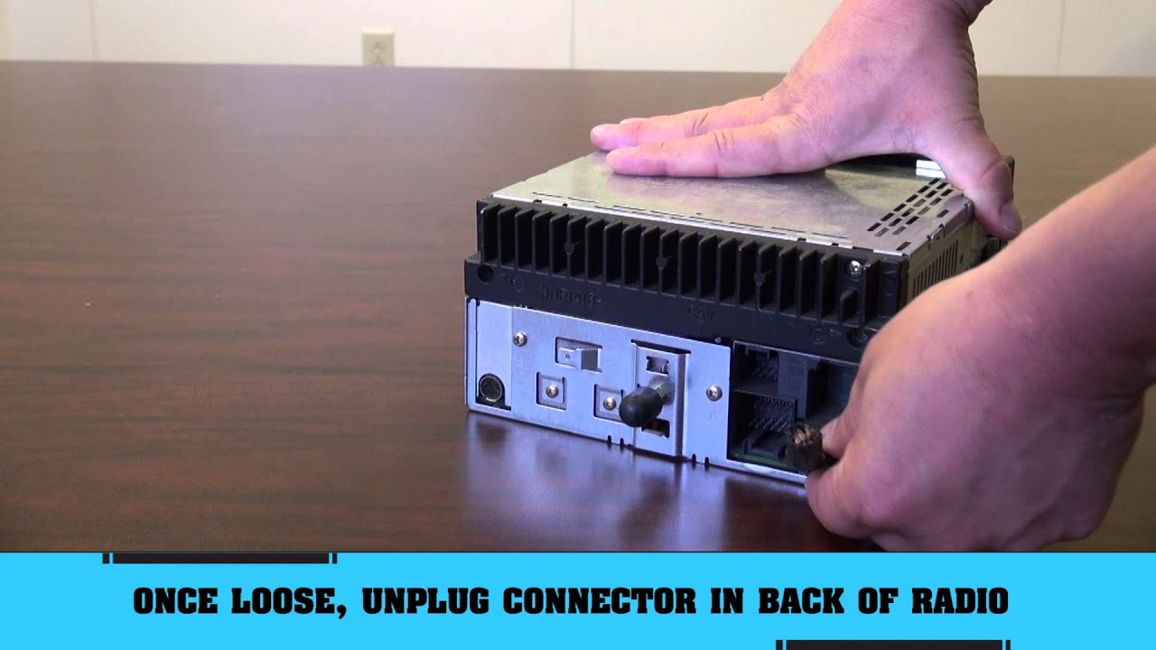 dorman ford radio power supply board install [ 1280 x 720 Pixel ]