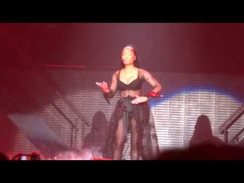 Nicki Minaj - I Lied - live Manchester 4 april 2015