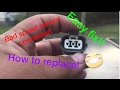 watch he video of How to replace a bad speed sensor connector on a 96-00 civic