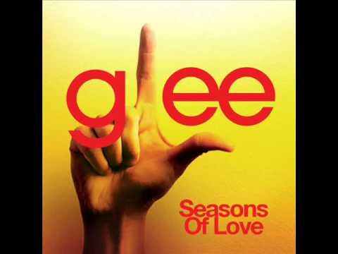 "Glee - ""Seasons Of Love"" (Original Version) (Season 3 Version) ( Full Song)"