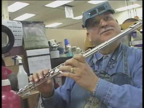 LAUSD Instrument Repair Shop