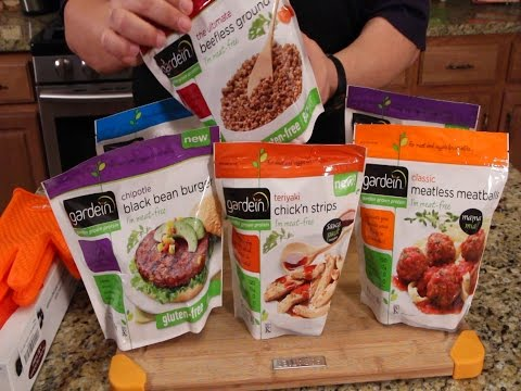 Gardein Meatless Products - Food Review