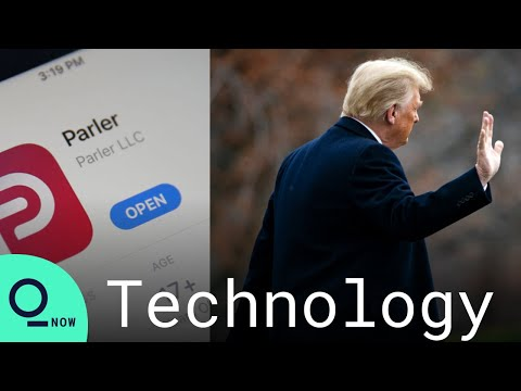 Tech Under Attack After Parler Goes Dark, Twitter Drops Trump