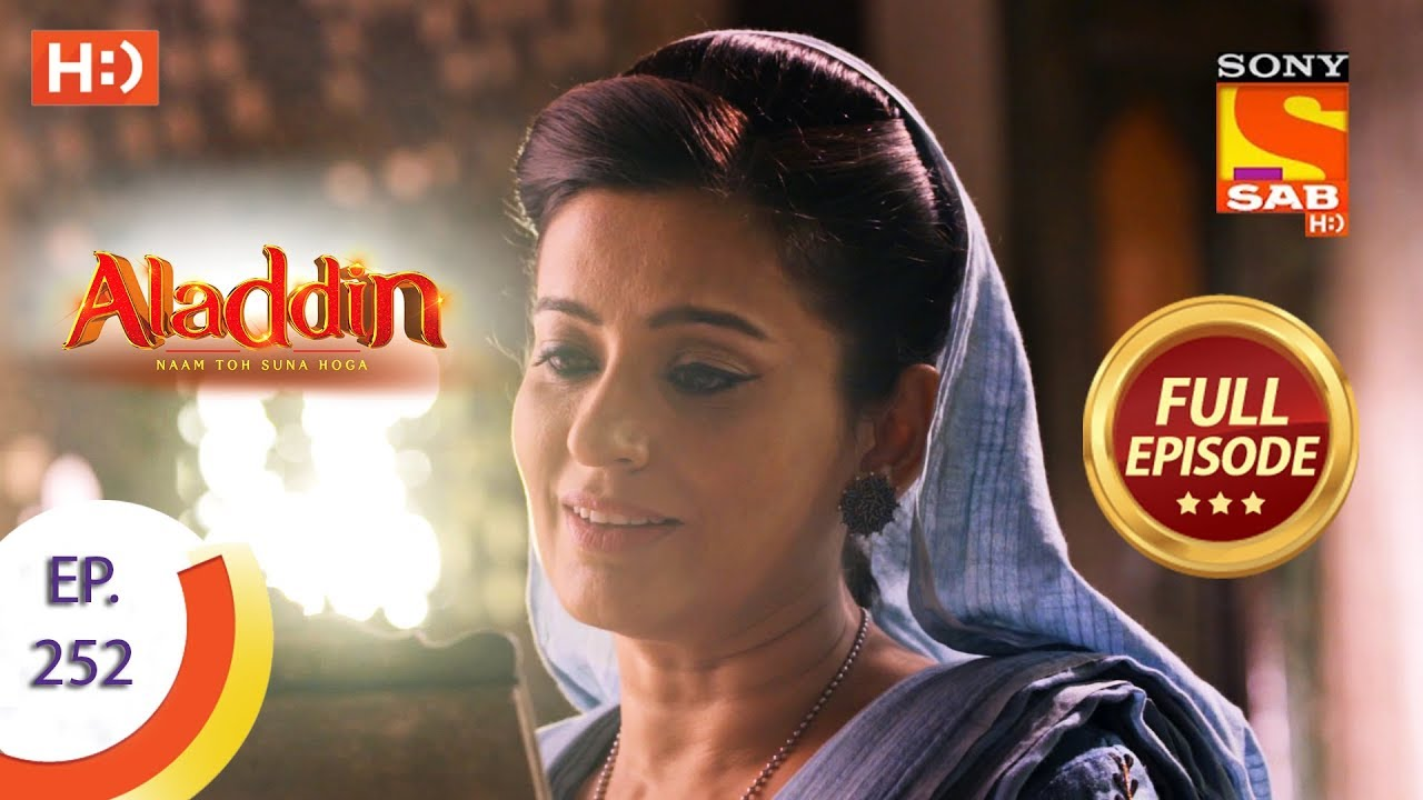 Download Aladdin - Ep 252 - Full Episode - 2nd August, 2019