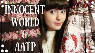 ~AatP 2016 Lucky Pack + Innocent World Unboxing~