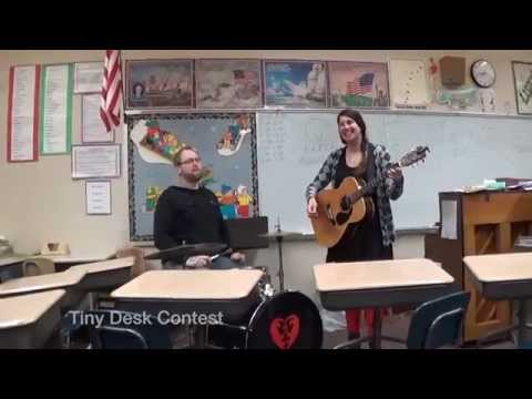 Tiny Desk Contest: The PBJs sing