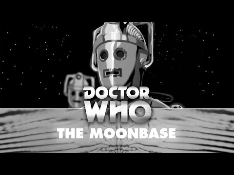 Doctor Who: Cybermen on the Moon - The Moonbase