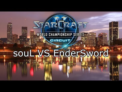 souL VS EnderSword - WCS Montreal 2017 - Group Stage 1 - polski komentarz